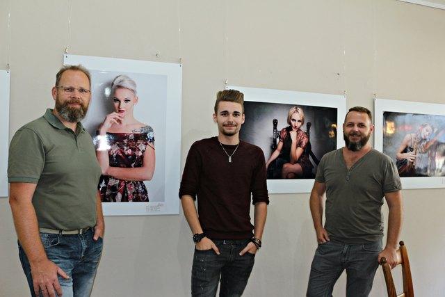 Michael Breschan, Philipp Steiner, Arnold Brunner