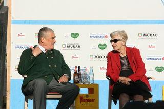 Karel und Theresa Schwarzenberg