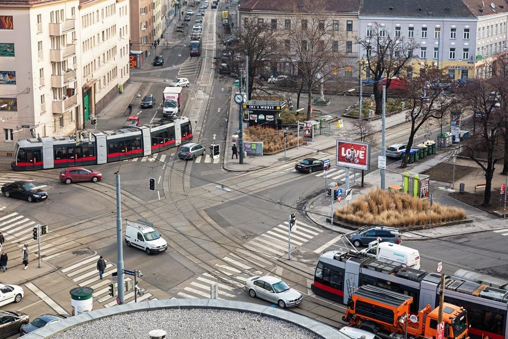 Die Sperre des Johann-Nepomuk-Berger-Platzes beginnt Anfang Juli.