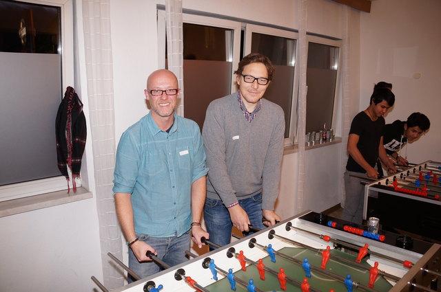 Wolfgang Baumschmid und Thomas Gigerl sind die Geschäftsführer von Pastora in Köflach.