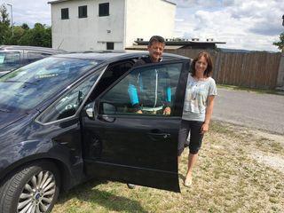 Jedes Jahr ins Urlaubsparadies mit dem Auto: Franz und Petra Steiner sind darin schon Profis.