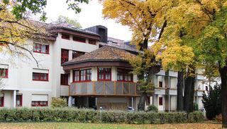 Neubau des städtischen Seniorenheims Hülgerthpark ab 2019