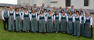 Die Singgemeinschaft Köstenberg freut sich auf ihr Kommen