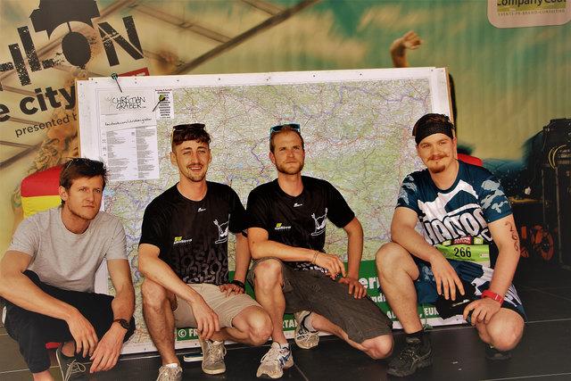 Hungergames Austria Edition - Der 350km Survival Fußmarsch von Otto Oberegger und Christian Graber