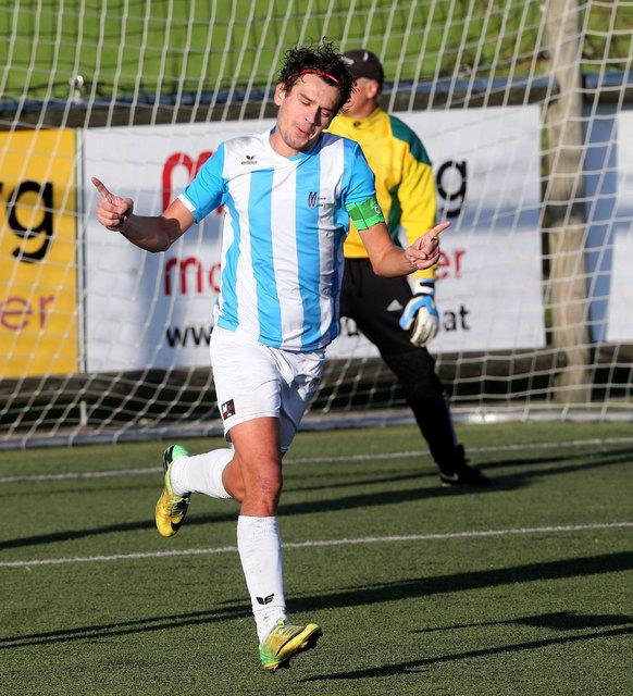 Launsdorf-Torjäger Alen Cirikovic ist einer der Hoffnungsträger in der Relegation