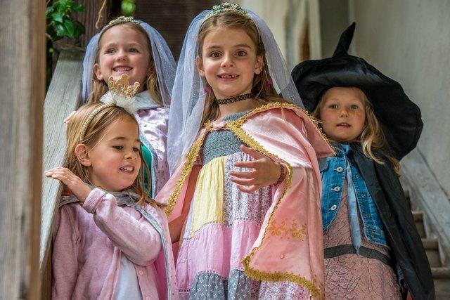 Märchenstunde: Von Rittern und Prinzessinnen