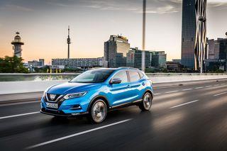 Der neue Nissan Qashqai: Die Preise starten voraussichtlich bei 21.690 Euro für den 1,2-Liter-Benziner mit 115 PS.