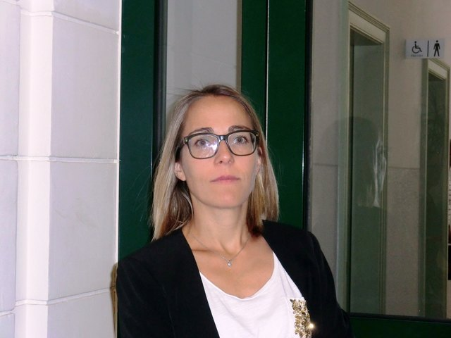 Staatsanwältin Julia Berger