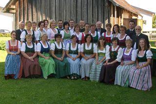Kirchenchor Weißenkirchen