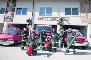 120 Jahre Feuerwehr Schlierbach