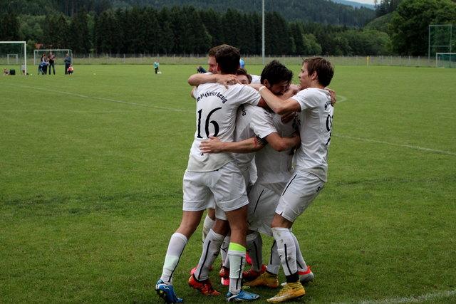 Wird am Samstag der Aufstieg in die Kärntner Liga gefeiert? Der SV Kraig hat eine ideale Ausgangslage