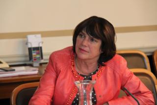 """Gisela Wurm: """"In Deutschland ist der Anteil von Frauen in den Aufsichtsräten schon im ersten Jahr der Regelung um vier Prozentpunkte – auf 27,5 Prozent Frauenanteil – gestiegen."""