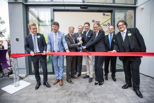 Matthias Wernicke, Gerhard Pirih, Peter Kaiser, Johannes Baillou, Harald Mahrer, Uta Kemmerich-Keil, Andreas Gabriel, Klaus Raunegger