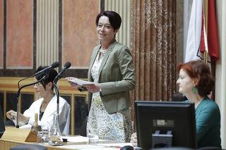 Abschiedsrede von Bundesratspräsidentin Sonja Ledl-Rossmann (V)