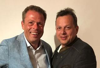 Arno Perfaller und Sigi John als ÖVP-Fraktions-Obleute gewählt