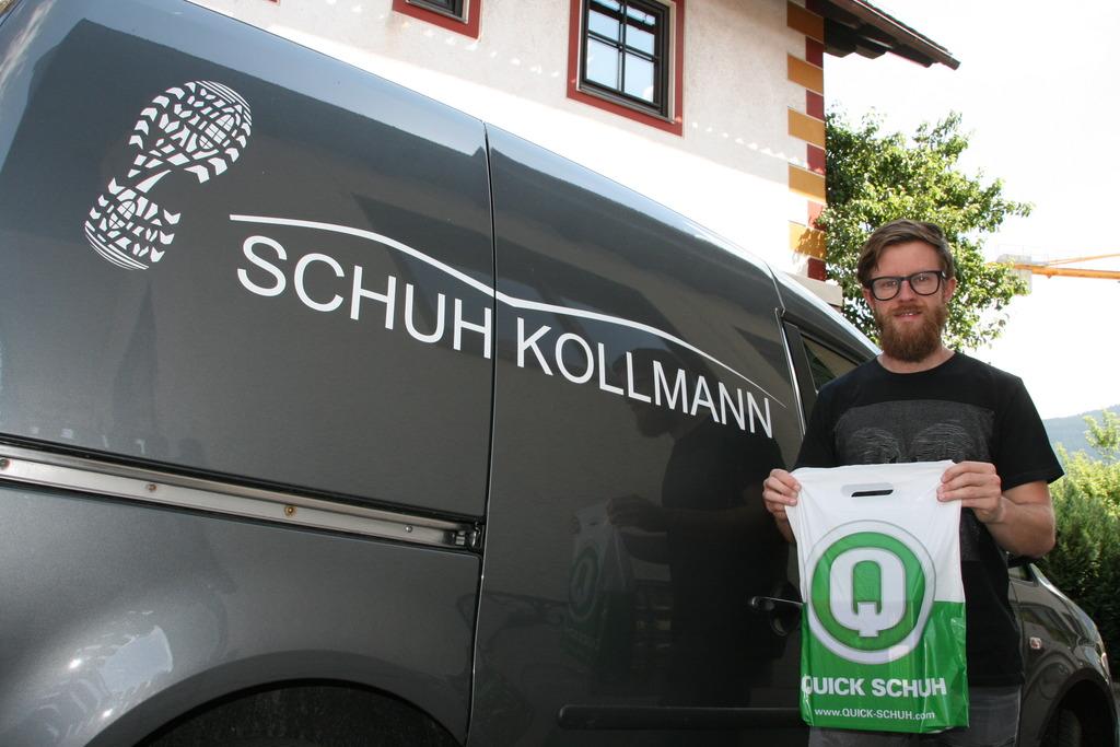 huge selection of 027d6 aec6a Kollmann expandiert - Lungau