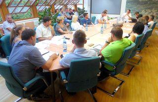 Breitenbachs gemeinderat billigte die Satzungen des Wasserverbands einstimmig.