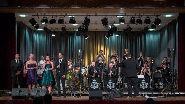 Hochklassigen Jazz gab's in der Rosenhalle in St. Stefan.