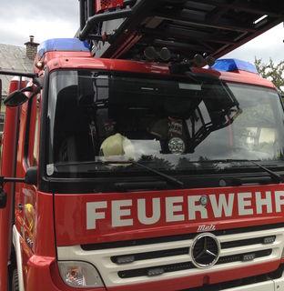 Die Florianis konnten den Brandherd nicht erreichen, ein Hubschrauber startet heute einen Aufklärungsflug
