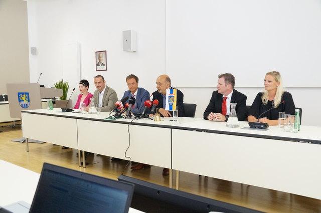Die offizielle Bekanntgabe fand am Freitag im Rahmen einer Pressekonferenz in Kapfenberg statt.