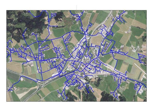 77.000 Meter lang ist das Wasserleitungsnetz in der Marktgemeinde St. Johann.