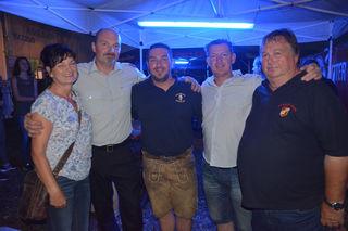 Irmi, Günther, Christian, Robert, Philipp