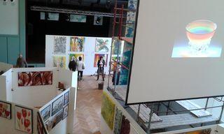 Ausstellung der Bilder unserer Regionauten auf den Frohnleitner Kunssttagen!
