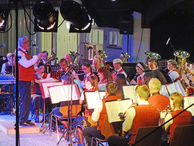 Die Stadtmusik Imst lädt wieder zu den beliebten Sommerkonzerten ein.