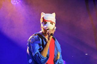 Rapper Cro am Donauinselfest, Ö3 Festbühne Wien