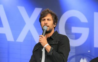 Max Giesinger am Donauinselfest in Wien