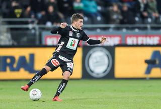 Stefan Schwendinger (hier noch im WAC-Dress) kommt zum FC Obdach. Foto: ripu