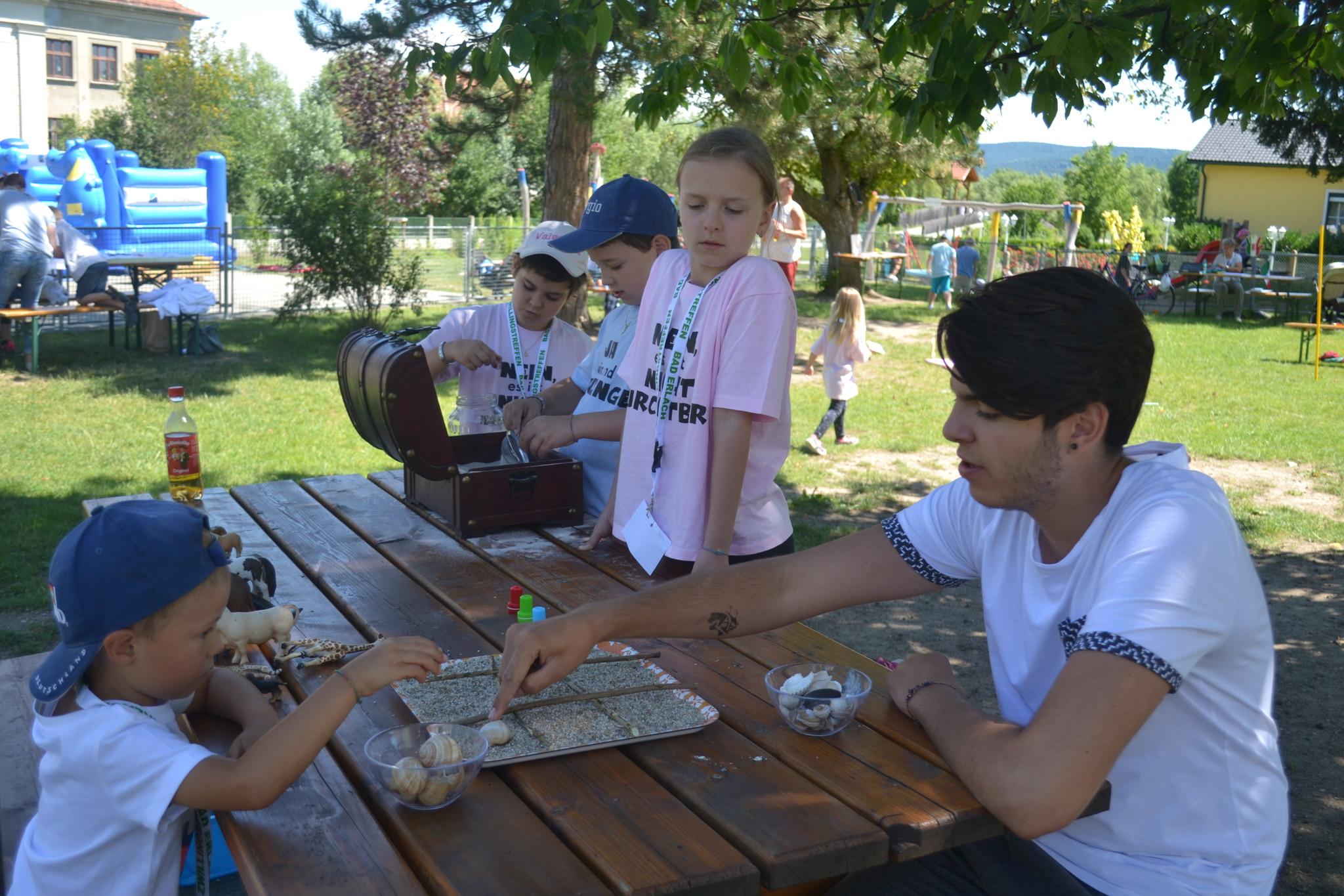 Jugendinitiative Bad Erlach - Verein fr Jugendarbeit