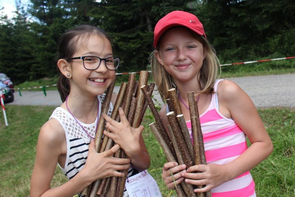 Spiel und Spaß erwartet die jungen Besucher beim Familienfest am Kömmel