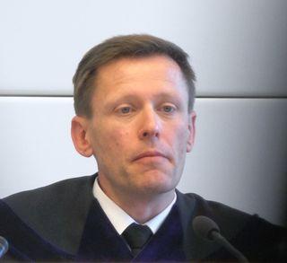 Richter Rainer Klebermaß verhängte Bewährungsstrafe.