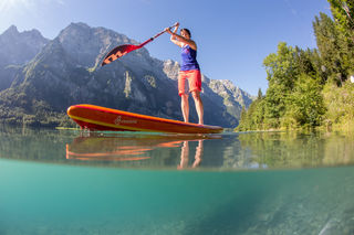 Stand-Up Paddleboarden