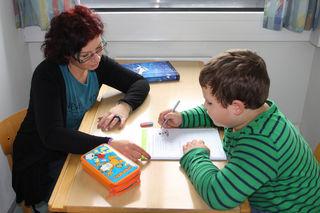 In der Peter-Petersen Schule St. Isidor bekommt jeder Schüler eine intensive Betreuung durch die Lehrkräfte.