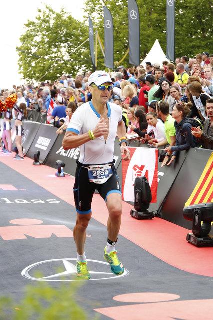 """Georg Schweighofer, der """"Eisenmann"""" auf der Triathlon-Langstrecke, will es noch einmal wissen!"""