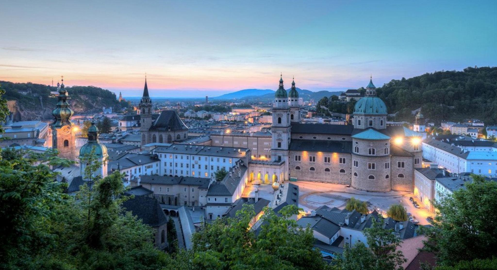 Salzburg Veranstaltungen