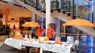 Schulschluss Aktion (7.7.2017) in der Shoppingcity Seiersberg! Zeugnis herzeigen und coole Geschenke abstauben. Danke, für die tollen Geschenke von unseren Kids und wir wünschen allen Kindern schöne Ferien!