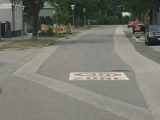 Weniger Beton und mehr Grün will die SP in der Unteren Umfahrungsstraße.