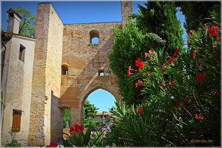 Cordovado gehört zu der Vereinigung 'Borghi piu belli d'Italia' (die schönsten Orte Italiens).
