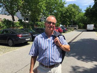 Vordenker: Lanzendorfs IMS-Direktor Reinhard Ransböck.