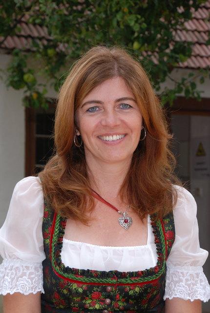 Angela Baumgartner ist seit sechs Monaten für die ÖVP im Nationalrat.