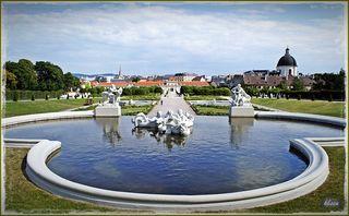 Schloßgarten Belvedere