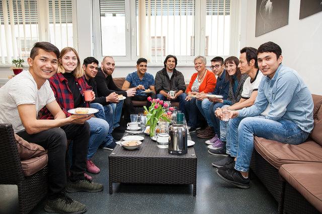 Freunde finden in Graz - BuddyMe