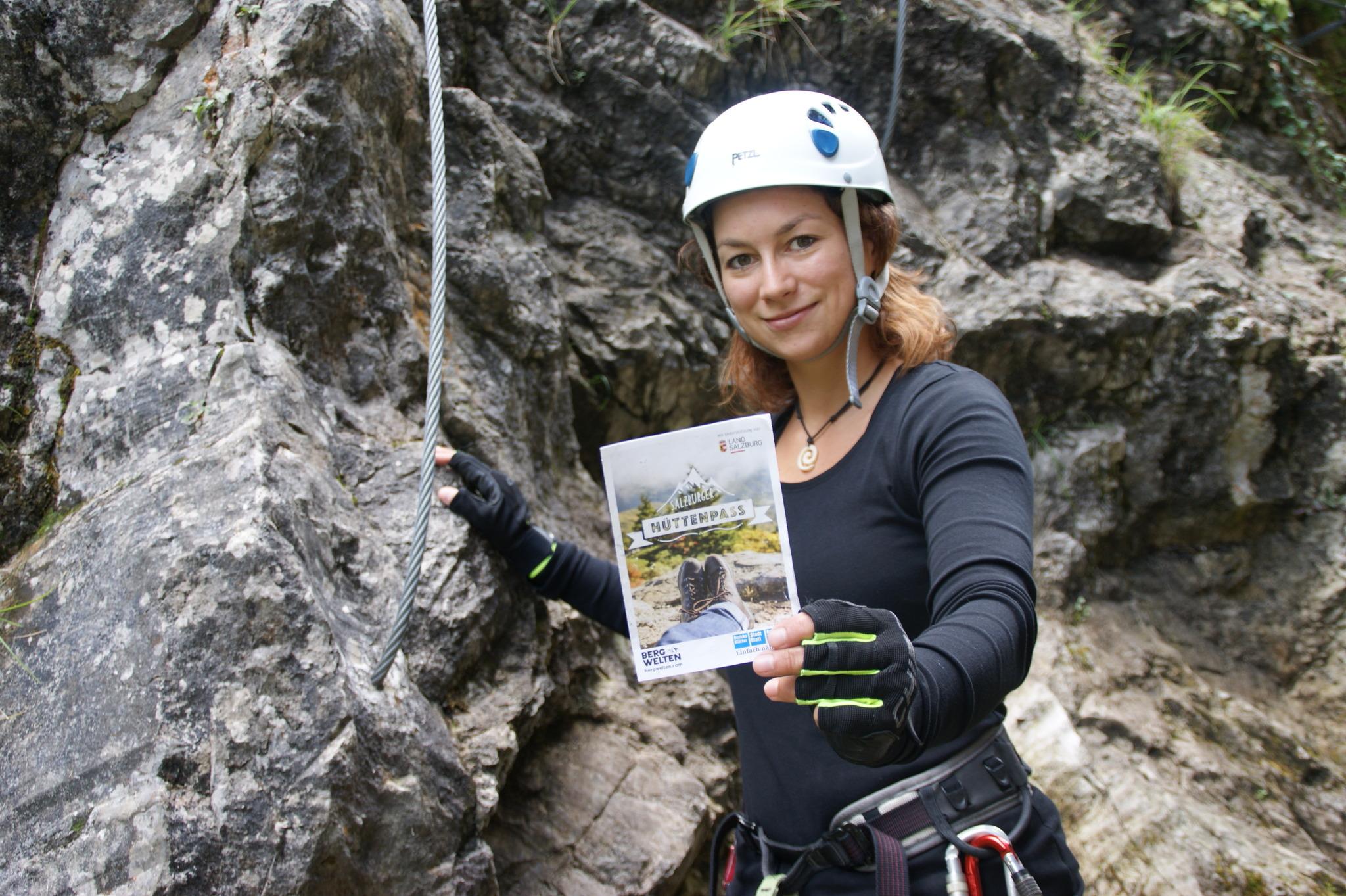 Kletterausrüstung Salzburg : Über den dächern der stadt klettern salzburg