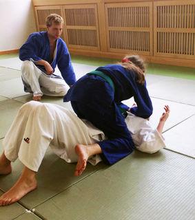 Bei der Gürtelprüfung des USK Judo Lungau zeigten alle Vereinsmitglieder ihr Können.