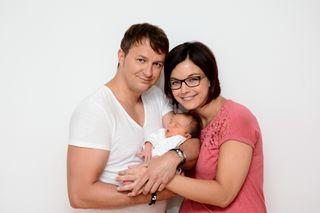 ANNA KATHARINA - Eltern: Bettina Liebminger und Martin Schopf