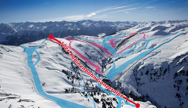 Mountaincart-Strecke - Wildkogel-Arena Neukirchen