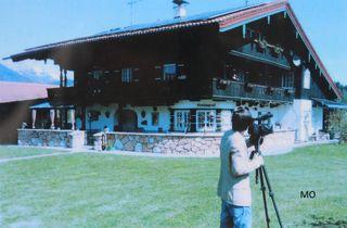 Romy Schneider Ausstellung in Schönau am Königssee, Haus Mariengrund